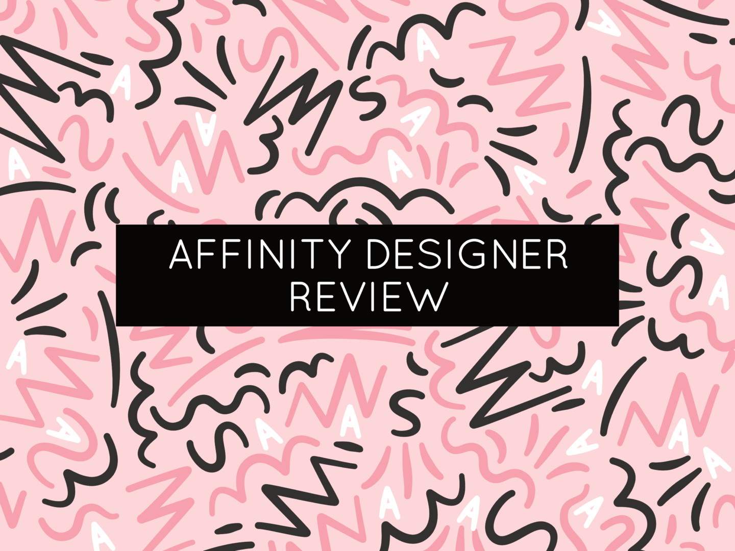 affinity designer review