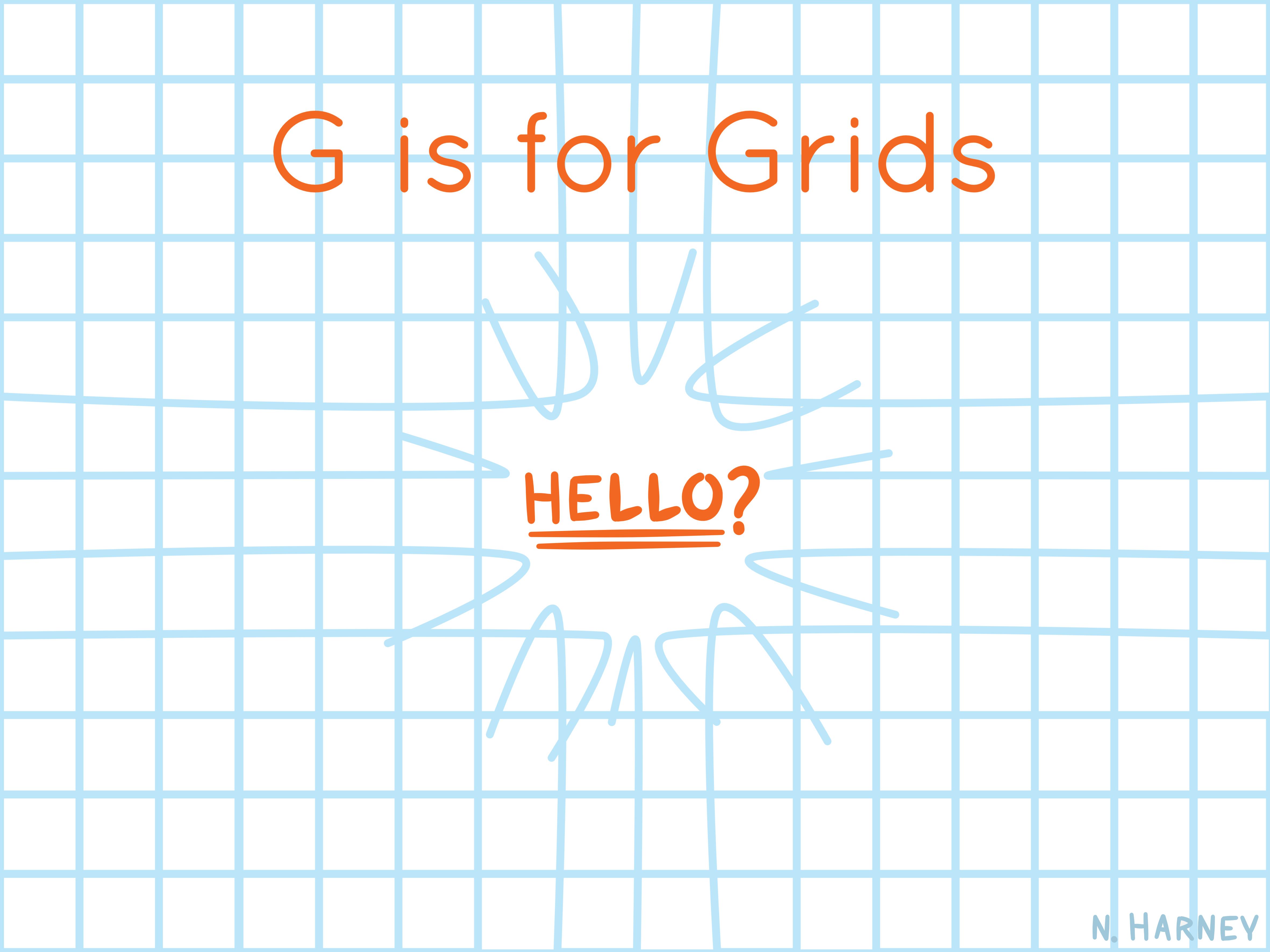 designer's alphabet letter g
