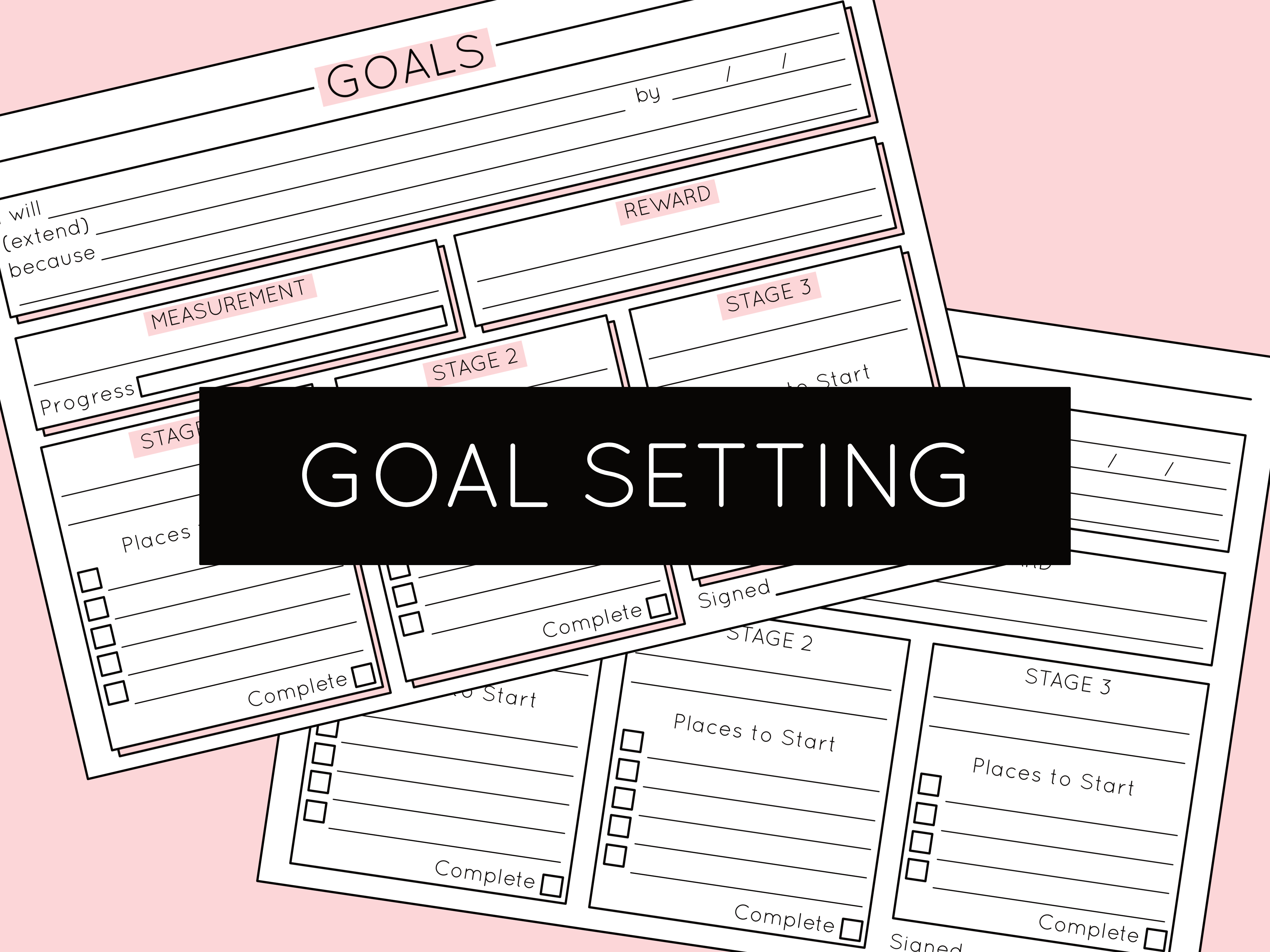 Top 5 tips for setting goals