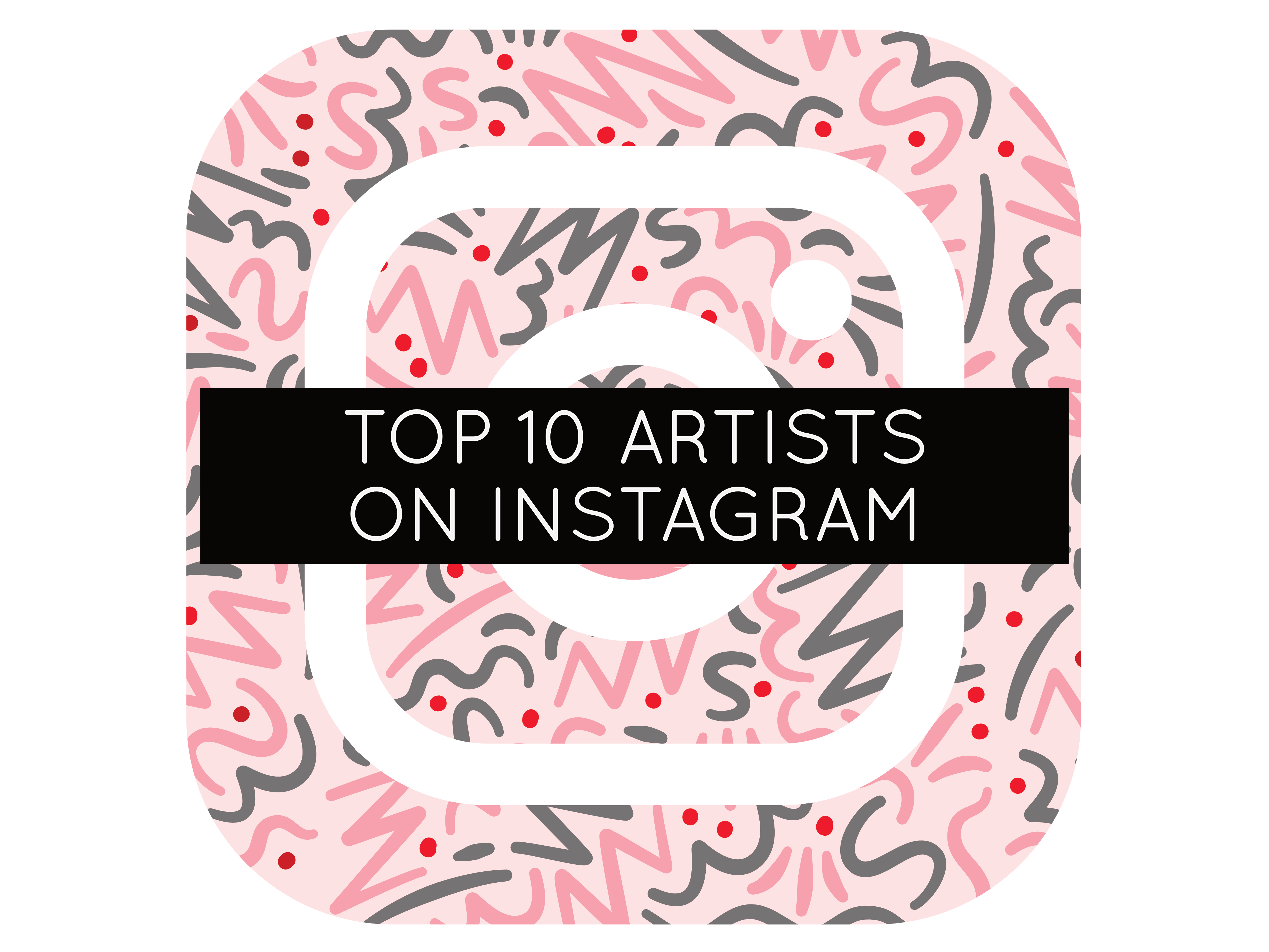 favourite artists on instagram