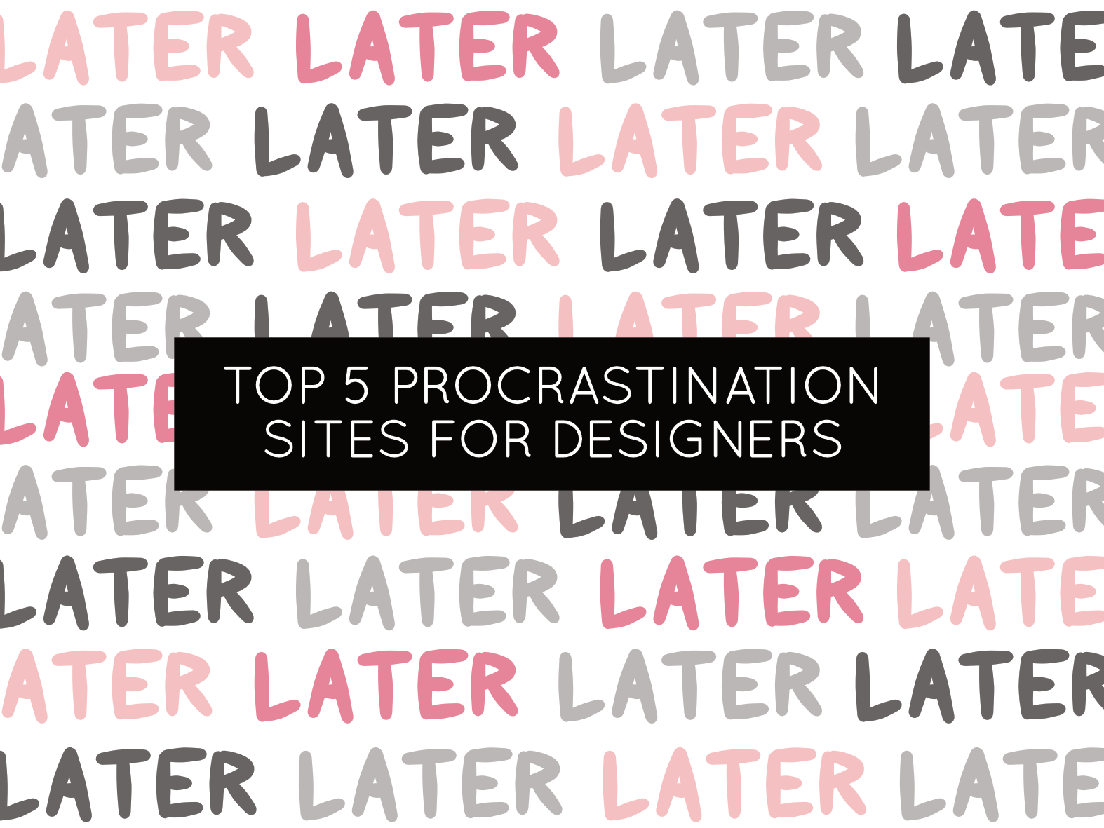 websites for productive procrastination