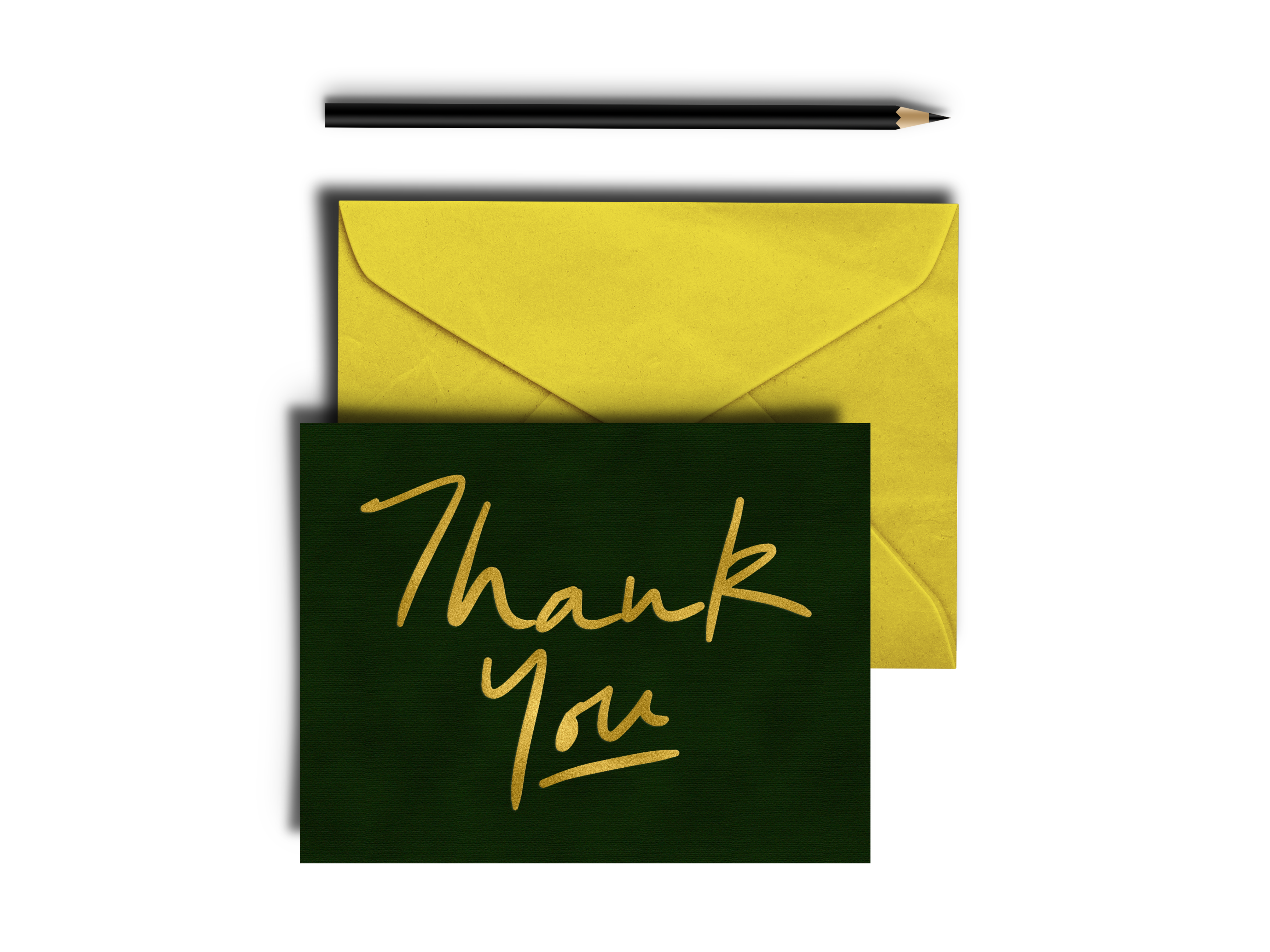 FREE printable thank you card