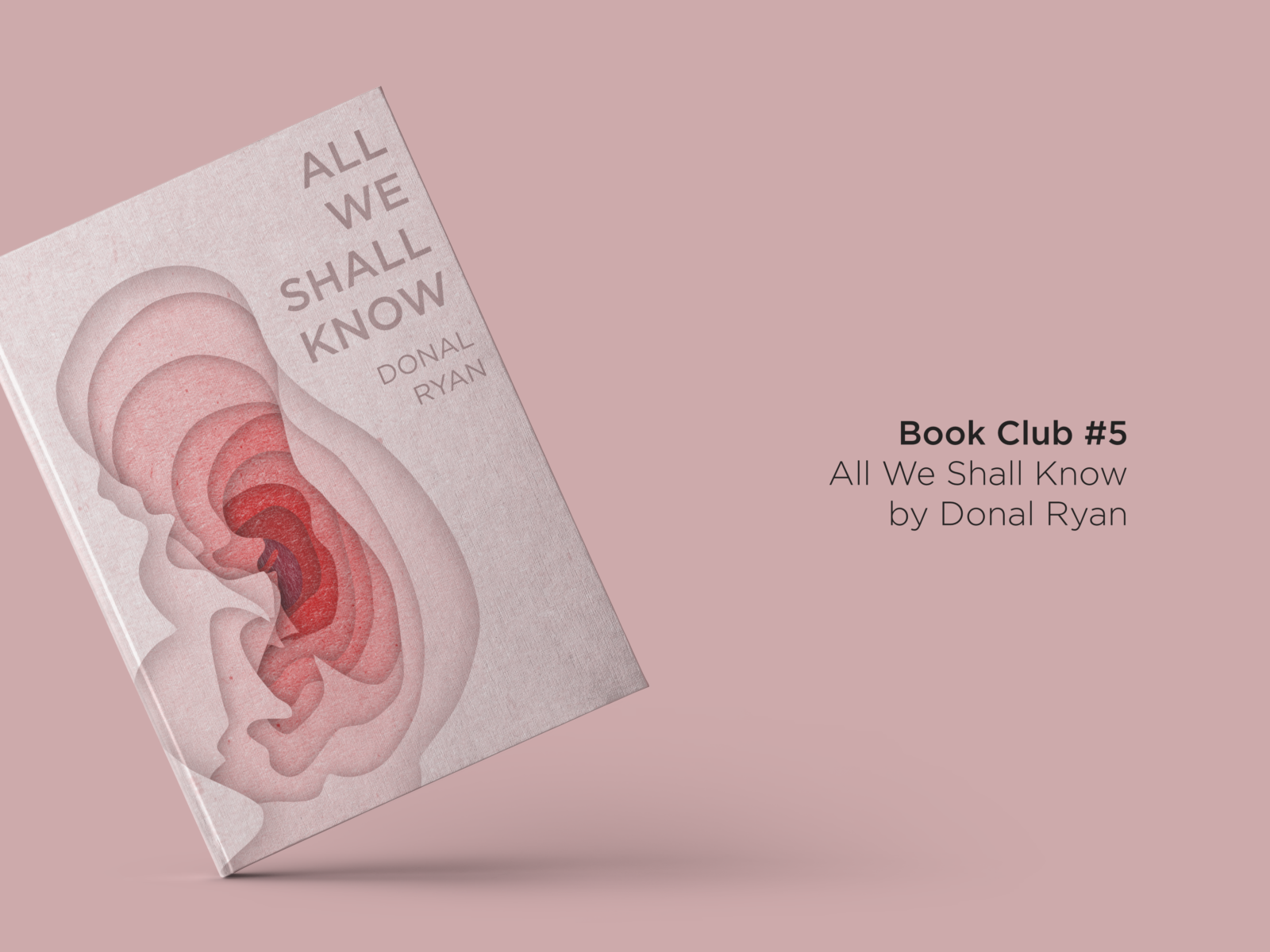 Book Club 5 All We Shall Know By Donal Ryan Work Over Easy