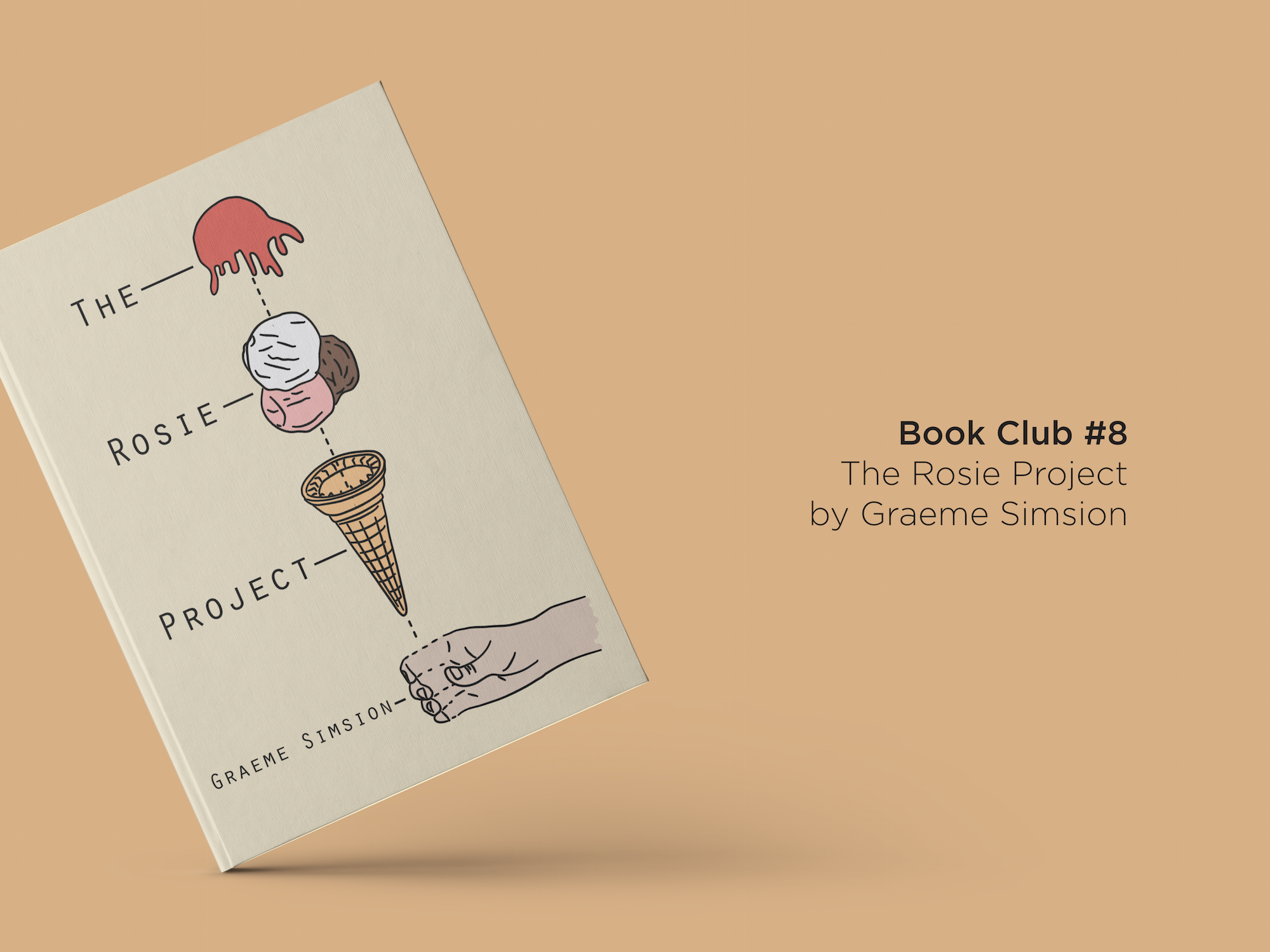 Book Club 8: The Rosie Project Graeme Simsion