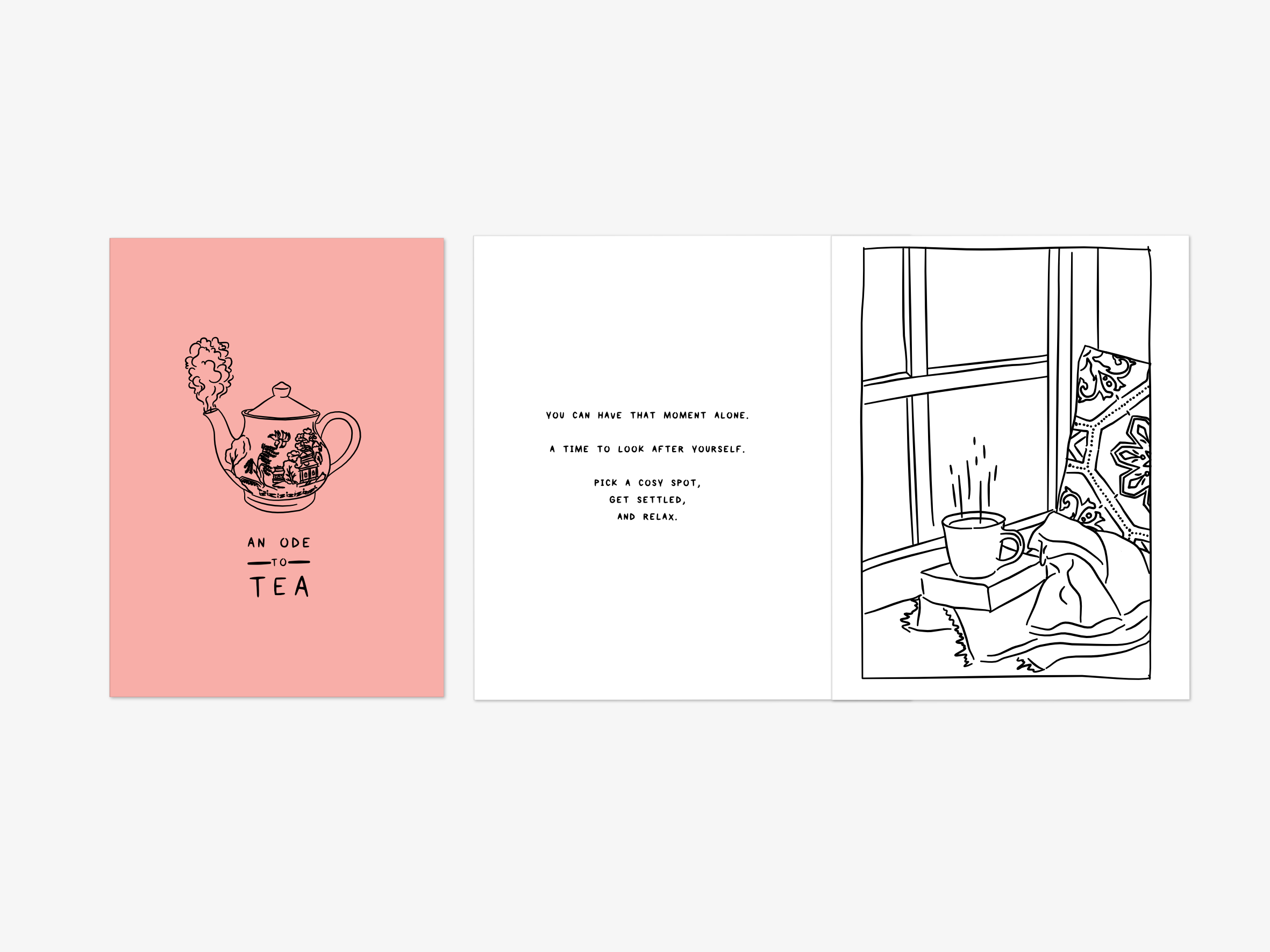 The Story Behind: My Zine