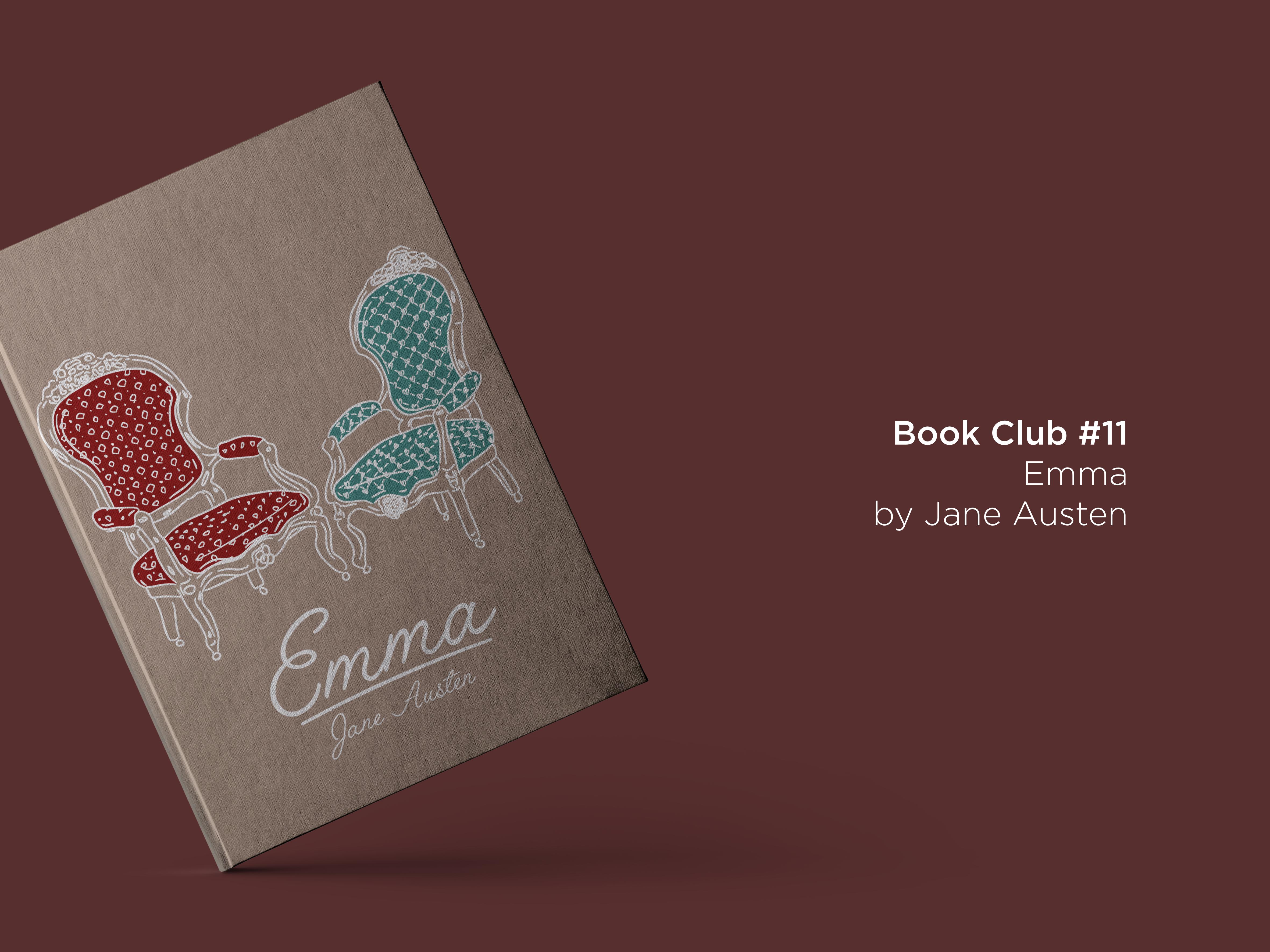 Book Club #11: Emma by Jane Austen