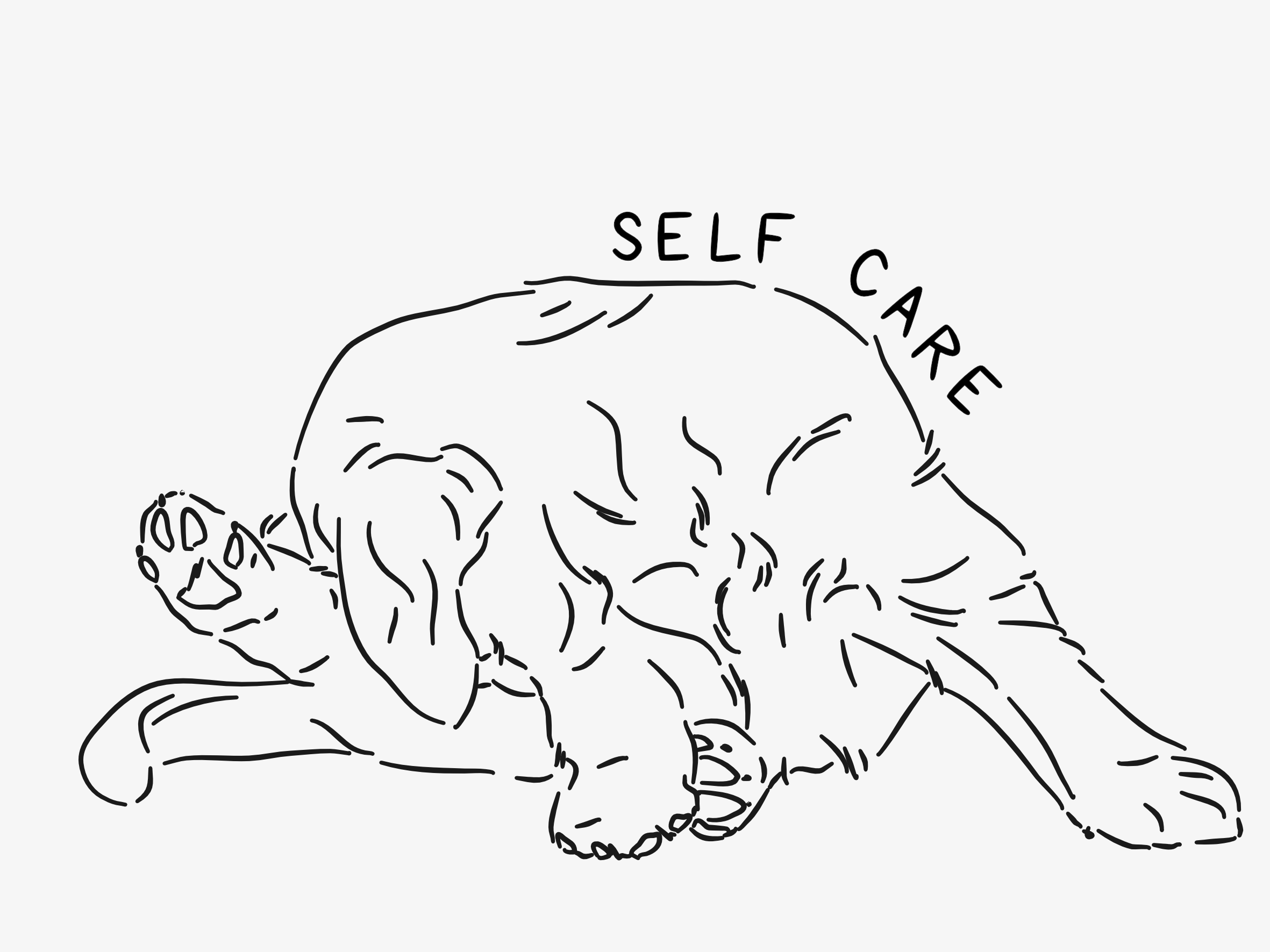 Some Updated Thoughts On Self-Care