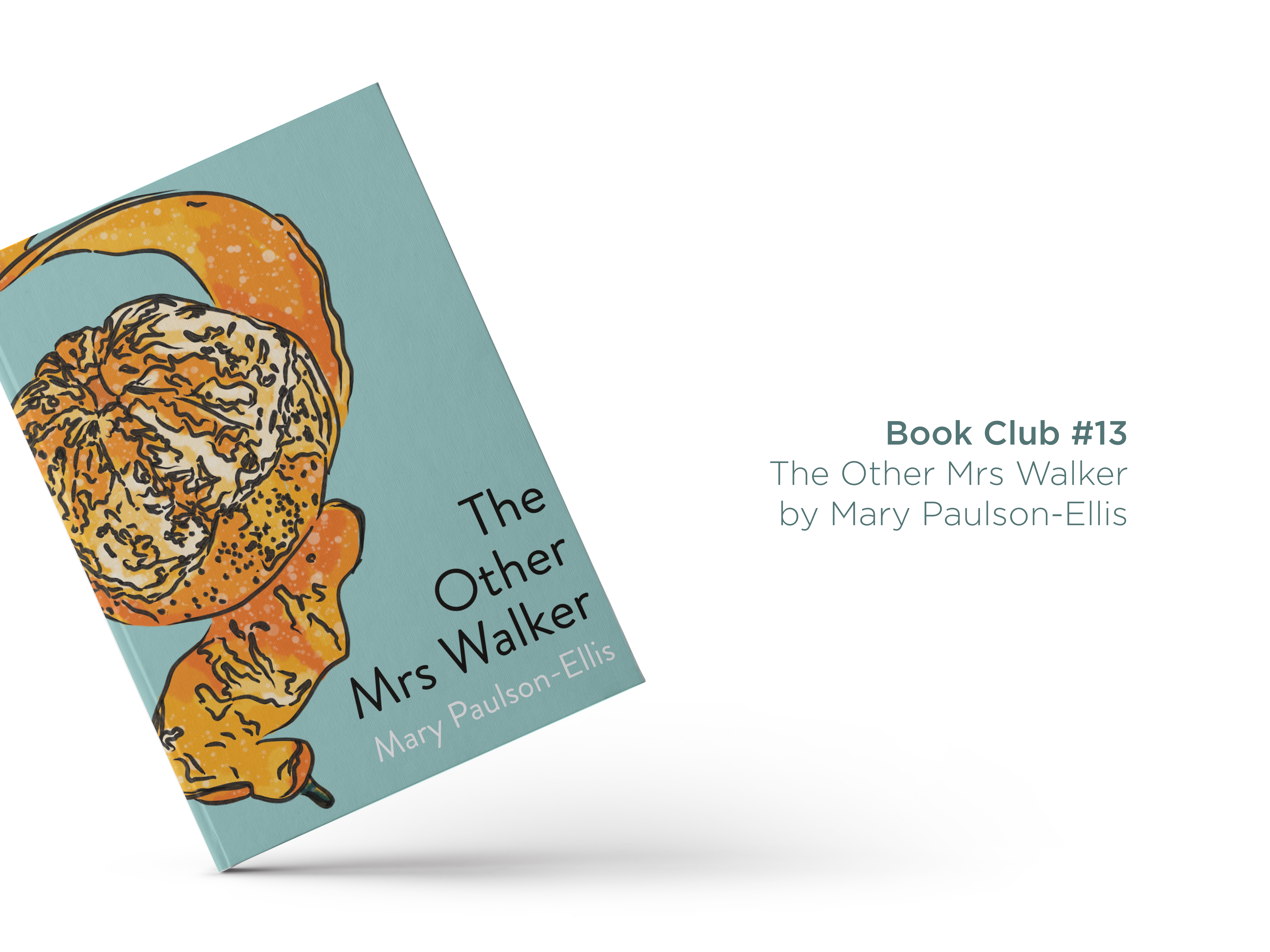 The Other Mrs Walker Alternative Cover Design and review